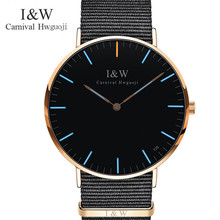 Simple lady Carnival T25 Tritium Luminous wristwatches women Luxury swiss Brand Quartz military clock relogio watch Men lovers