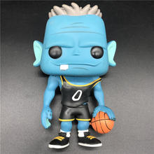 Exclusive Original pops Space Jam BLUE MONSTAR model toy Vinyl Figures Action Collect toys NO BOX цена и фото