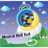 2016 New Baby Music Hanging Bed Bell Toy Hanging Bell Crib Rattle Toys Stroller Early Educational