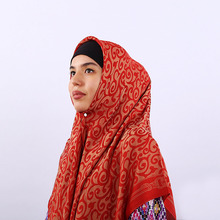Classic Plaids Tartan Cotton Voile Muslim Hijab Scarf for Ladies Long Cross Stripes Double Color Islamic Hijabs Shawl Wrap Scarf цена