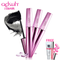 Qdsuh Crystal Maximum Curling Black Mascara Brush Makeup Eyelash Extension Liquid 3 Color rimel