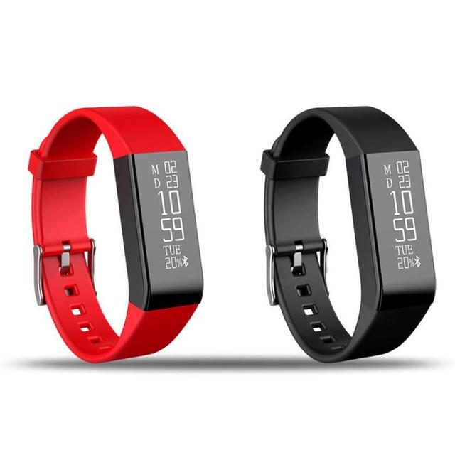 #AE Hot Sale  Bluetooth Sport Smart Watch Wristband Pedometer Fitness Heart Rate Monitor