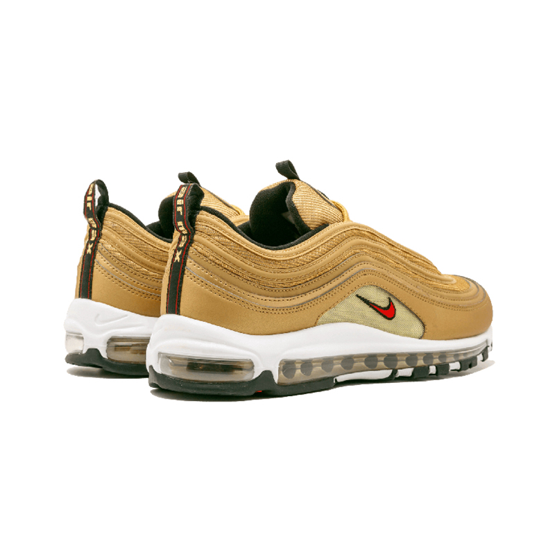 reputable site 8e162 a0b2a ... coupon code for original new arrival official nike air max 97 metallic  gold breathable mens running