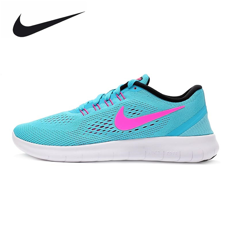 891763e63e Original New Arrival Offical NIKE FREE RN Women s Low Top Running Shoes  Sneakers Trainers