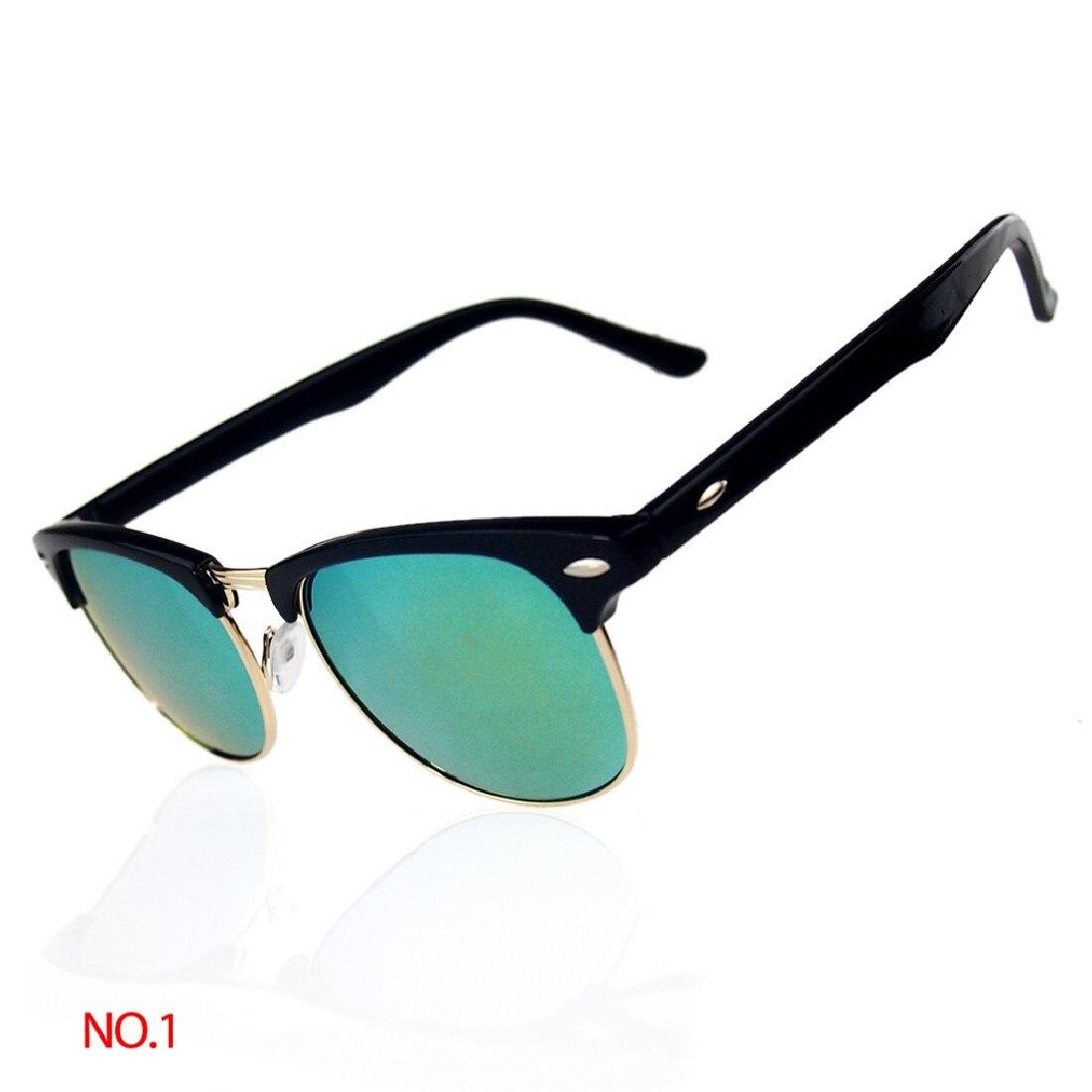 blue Style Di Eye occhiali Retro red Classic Indossare Da Sole Hipster green Gold Viaggio orange white Vintage Inseguimento Occhiali U7qxd0wfnx