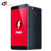 Оригинал Ulefone мощность 4 г мобильный телефон 5.5 «FHD MTK6753 Octa core Android 5.1 3 ГБ оперативной памяти 16 ГБ ROM 13MP Cam 6050 мАч отпечатков пальцев ID