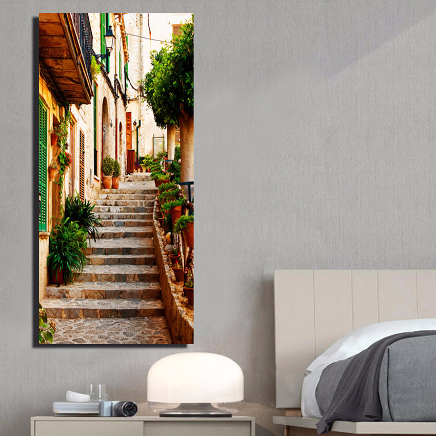 Canvas painting picture paint coloring on canvas wall art painting for living room dropshiping FA381 in Painting Calligraphy from Home Garden