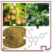 Травяные продукты оптовик Питания Хмеля, экстракт цветов порошок 200 г бесплатная доставка