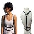 Sexy CORREAS de las mujeres de moda de Lujo NUEVO ESTILO PUNKY diseñador bandolera servidumbre ARNÉS ARNÉS ajustable correas envío gratis