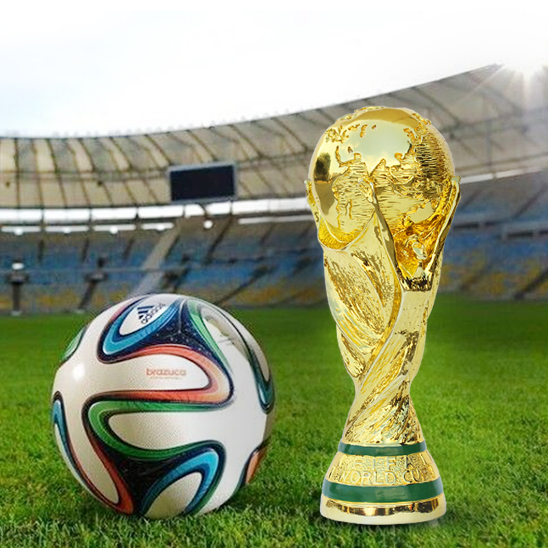 world cup in Russia World Cup Football Competition children's garden statues sculpture Home wedding decoration dies