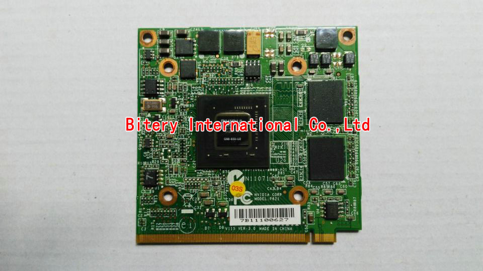 For Acer Aspire 4730 4930 5930 6930 4630 7730 For NVidia Graphics VGA Card GeForce 9300M GS 9300MGS MXM II DDR2 256MB G98-630-U2