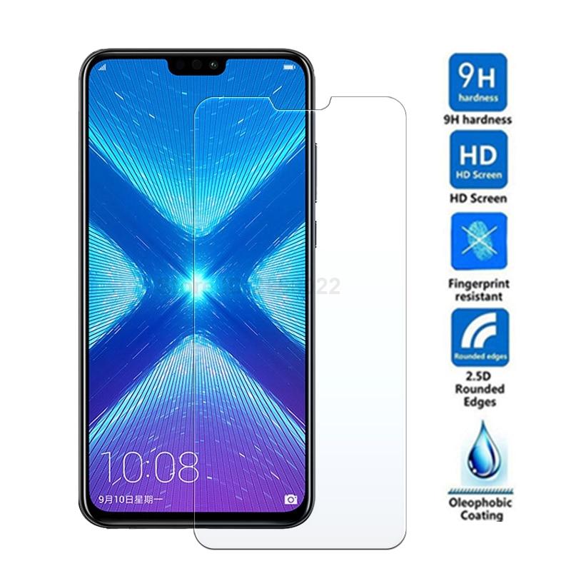 Verre de Protection pour Huawei Honor 8x Max verre trempé protecteur d'écran sur Huawey Honor8x 8 X X8 8xmax protéger la Protection du Film