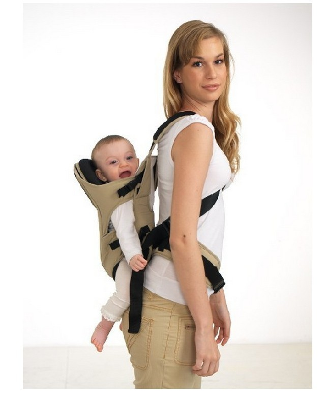 New Designs Ergonomic Baby Carrier 0 30m Baby Safety Soft Sling