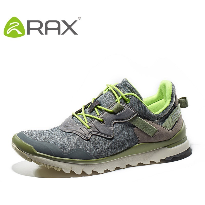 ФОТО Women Outdoor Hiking Shoes Men Trekking Sneakers Rax 2017 Autumn And Winter Female Models Outdoor Shoes B2608