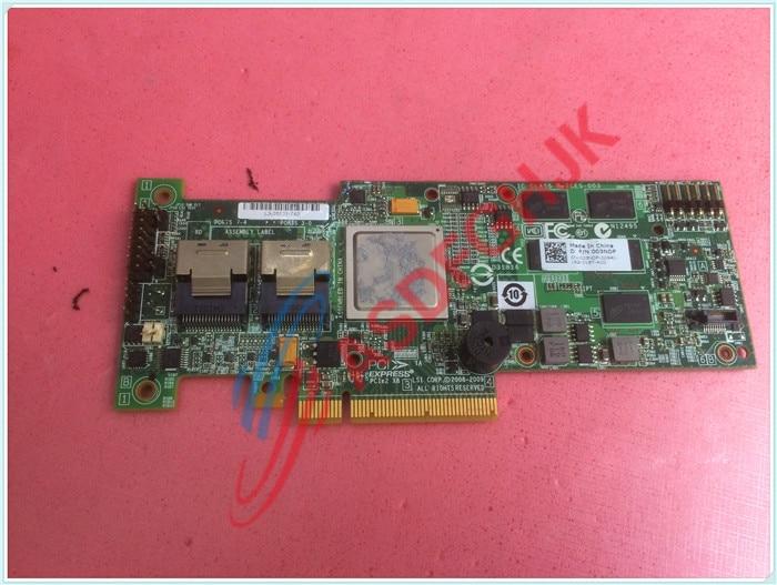 Original FOR Dell FOR LSI 9260-8I MEGARAID PCI-E SAS SATA RAID CONTROLLER CARD 003NDP 03NDP  100% work perfectly