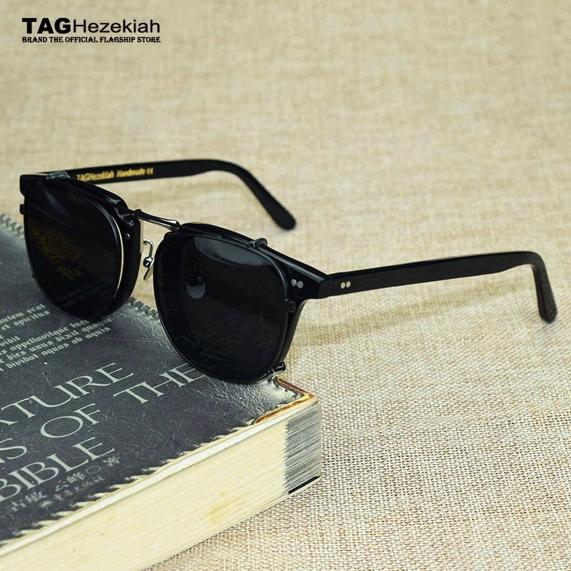 2017 marcos de anteojos o gafas de sol hombres mujeres óptico ...