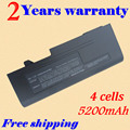 JIGU PA3689U-1BAS PLL10E-00X00TEN NB100-01G PA3689U-1BRS PABAS155 PABAS156 Laptop Battery For Toshiba NB100 NB105 N270