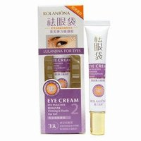 Lulanjina Eye Cream Firm And Elastic Eye Gel 3 Days Professional Removal Of Eye Puffiness