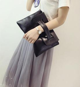Image 4 - ANAWISHARE torebki damskie skórzane torebki codzienne kopertówki czarne torebki Crossbody damskie koperty wieczorowe torebki na przyjęcie