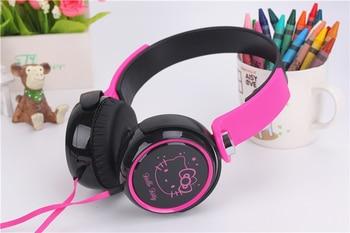 Hello Kitty Headphones with Mic