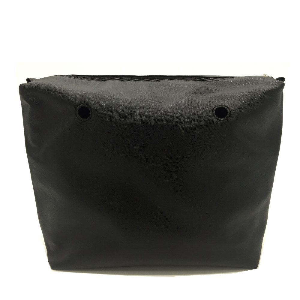 1 pcs New Inner lining Insert Zipper Pocket For Classic Obag Canvas insert with inner waterproof coating for O bag