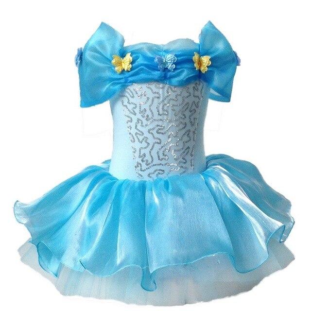 3a728725513f Cinderella Girls Kids Dancewear Ballet Dance Dress Tutu Leotard ...