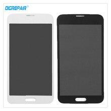 Noir/Blanc Pour Samsung Galaxy S5 i9600 G900A G900F G900T G900V G900P LCD Affichage Tactile Digitizer Réparation de L'assemblée D'écran pièces