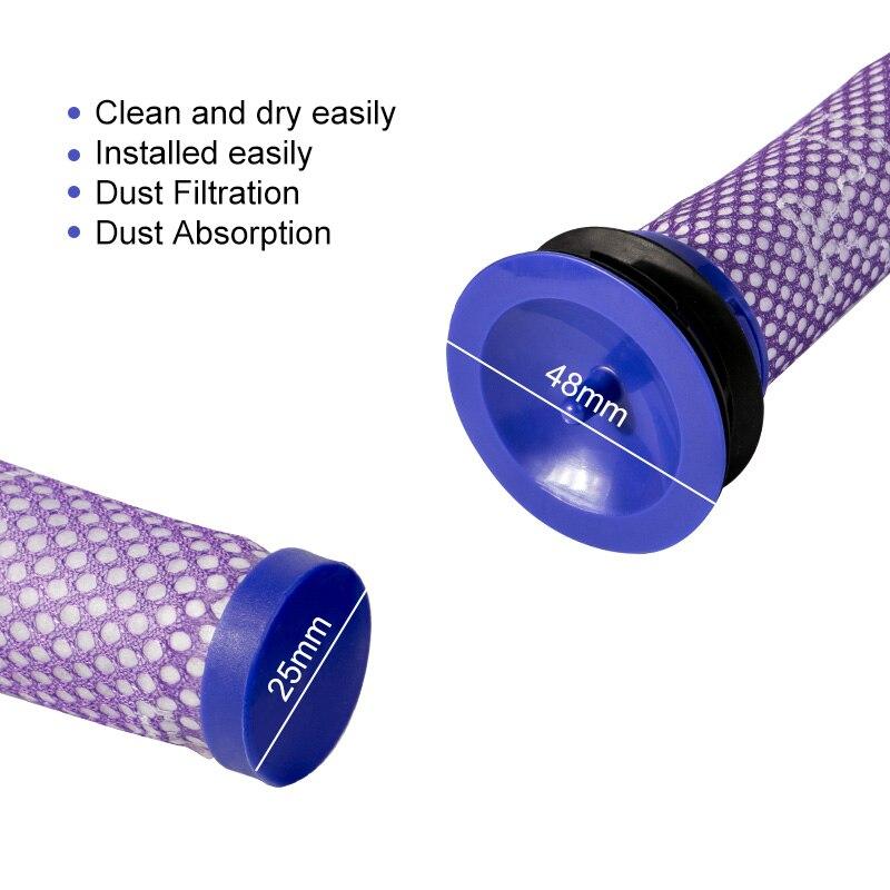 Hot Sale] Dyson Vacuum Cleaner Replacement Parts Washable