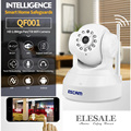 ESCAM QF001 Беспроводная Ip-камера Wi-Fi HD 720 P Survelliance Камеры Обнаружения Движения Ночного Видения Радионяня Аудио Домофон Запись