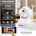 ESCAM QF001 Survelliance Cámara IP Inalámbrica Wifi HD 720 P Cámara de Detección de Movimiento de Visión Nocturna Del Monitor Del Bebé Audio de Intercomunicación Record
