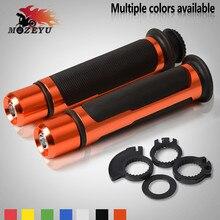 цены на Universal 7/8 22mm Handlebar Sport Bike Motorcycle Rubber Gel Hand Grips for KTM 990 SMR/SMT 690 Duke/SMC/SMCR 690 Enduro 690 в интернет-магазинах