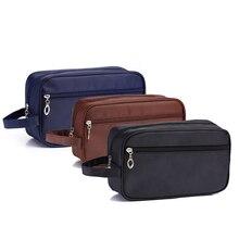 Large Waterproof Makeup Bag Nylon Travel Cosmetics Bag Organizer Case Make Up Wash Toiletry Bags New