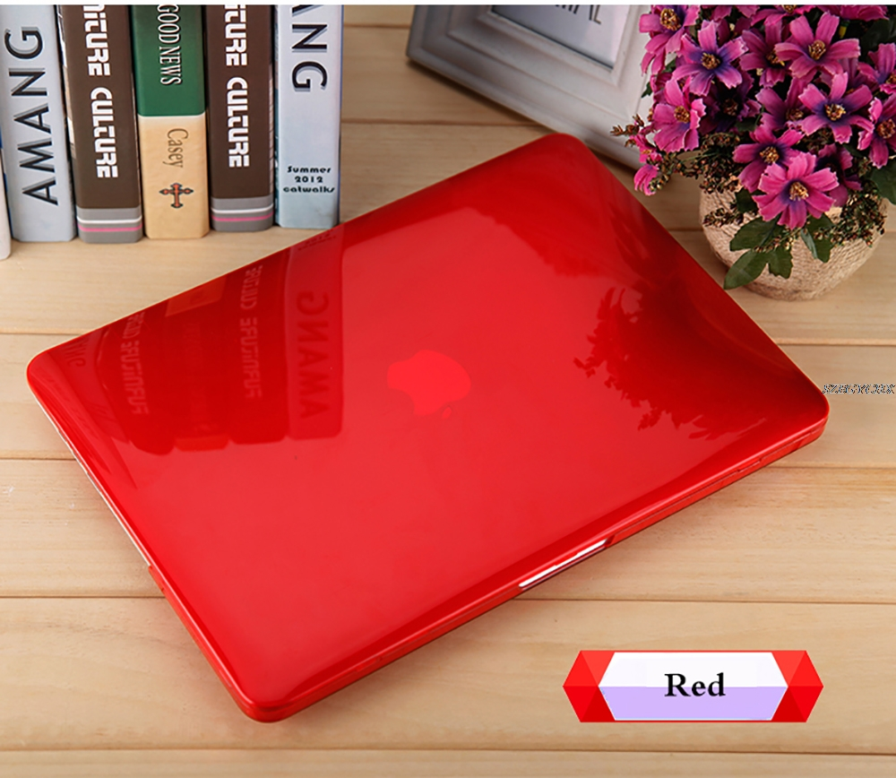 Crystal Hard Laptop Case for MacBook 98