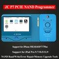 JC Pro1000S JC P7 NAND считывание ошибок Записи удаление PCIE NAND Программист для iPhone 7P 7 6SP 6S 5SE iPad Pro инструменты для ремонта телефона