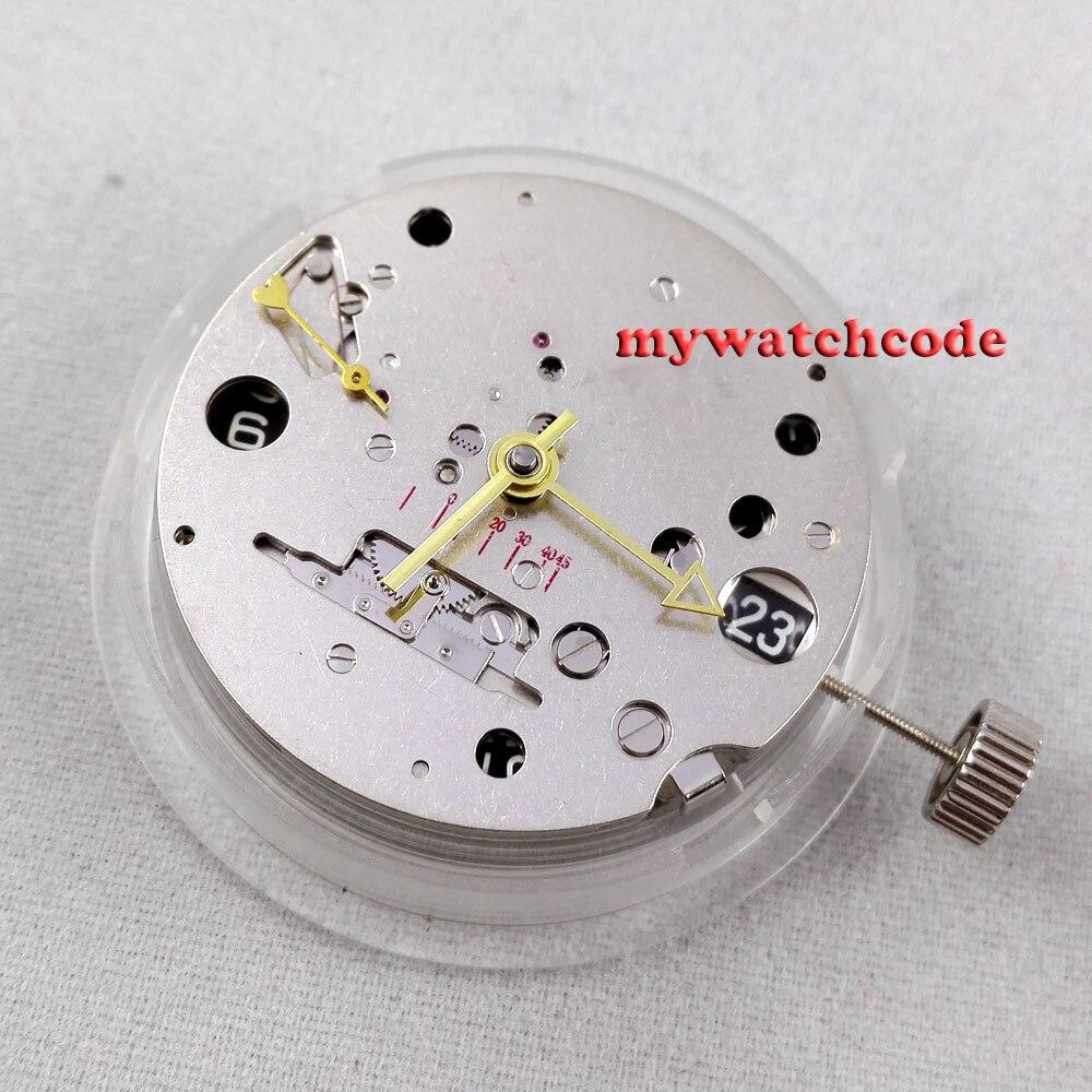 ST 2533 GMT date power reserve automatic mechanical movement M9 все цены