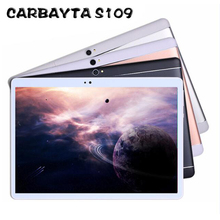 2018 Octa Core 3G Tablet 4GB RAM 32GB 64GB ROM 1920*1200 Dual Cameras 8MP Android 7.0 Tablet 10.1 inch S109 4G LTE