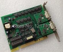 Промышленное оборудование доска W & T PC_BAS_4.1 ISA PC Card 2x RS232 1kV изолированы