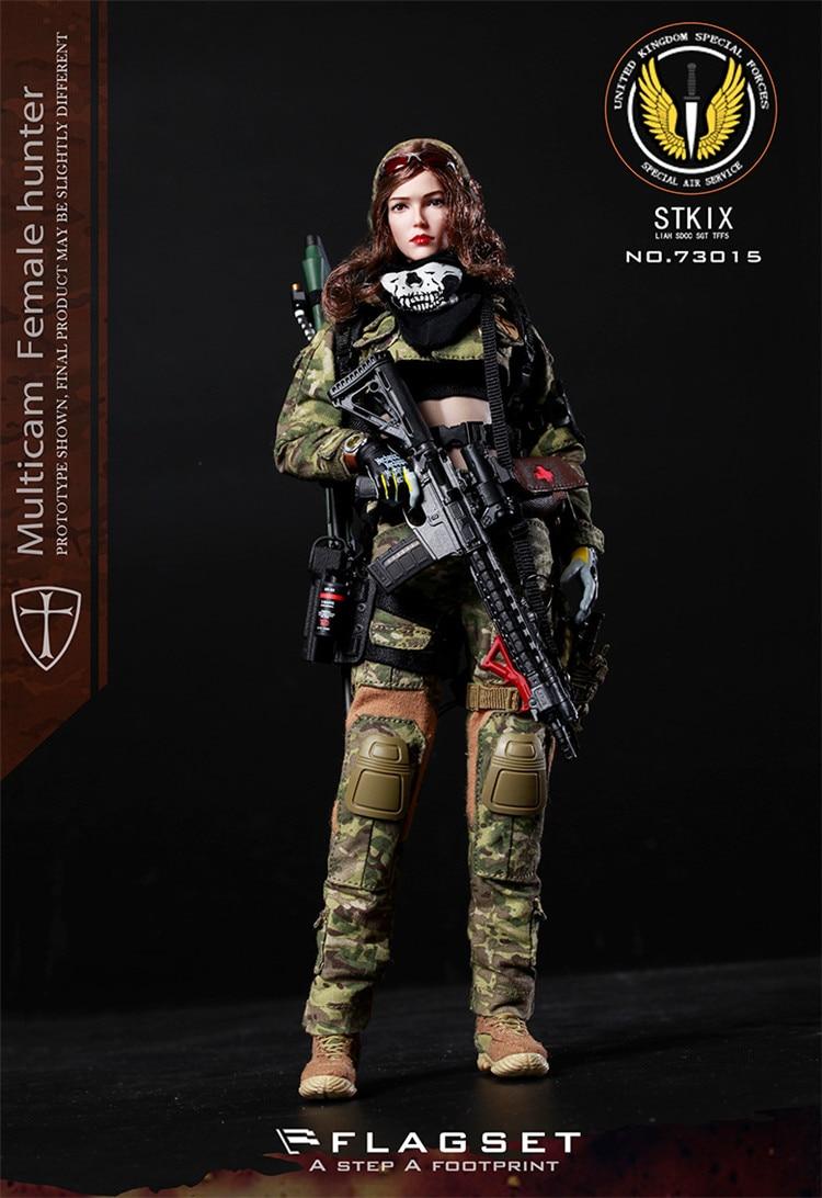 1/6 الحرب الملائكة MC كامو أنجيلا أنجيلا FS 73015 الكامل مجموعة متعددة حدبة الجندي نموذج 12 ''الشكل العمل-في شخصيات دمى وحركة من الألعاب والهوايات على  مجموعة 2