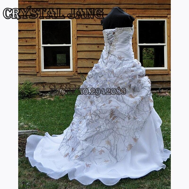 Großartig Brautkleider Camo Fotos - Brautkleider Ideen - cashingy.info