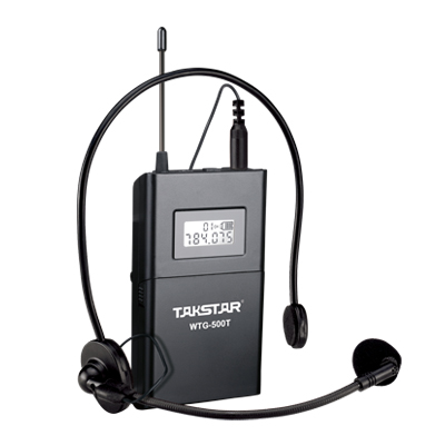 Takstar WTG-500/WTG 500 UHF беспроводная система гида 6 доступные каналы 100 м Рабочий диапазон 1 передатчик+ 20 приемников
