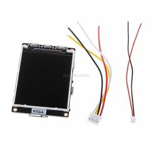 Image 2 - ESP32 monitor de pantalla LCD para BTC, precio, Ticker programa 4 MB SPI Flash 4 MB Psram Dropship