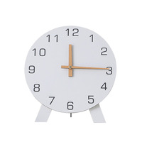 Table Clock Modern Design Office Accessories Decoration Desk Electronic Desk Clock Digital Watch Table Home Decor Reloj WZH013