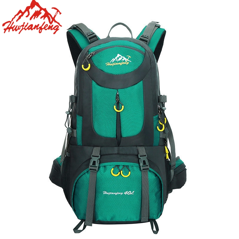 40L 50L Waterproof Hiker Wayfarer Backpack Mountain Climbing Bag Outdoor Sports Rucksack Hiking Camping Travel Bicycle