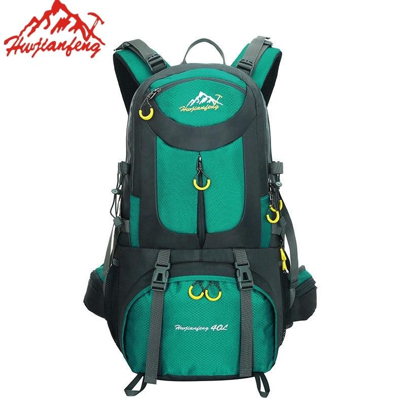 40L 50L Водонепроницаемый туристы Wayfarer рюкзак альпинизм мешок открытый спортивный рюкзак Пеший Туризм Отдых Путешествия велосипед Bagpack