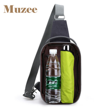 Muzee 2017 USB Design Sling Bag Wallet Gift Large Capacity Handbag Hot-Selling Crossbody Bag Drop shipping Bags