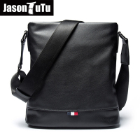 0f3a9a634b05 Small Messenger Bag PU Leather Shoulder Man Bag Casual Travel Crossbody  Bags For Men Phone Bag
