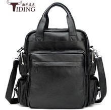 High Class 100% Genuine Leather Backpack Men women Travel backpack real Leather School bag bigweekend bag Overnight New 2017