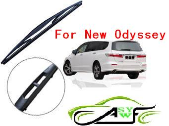 Nice Free Shipping Car Rear Wiper Blades For New Odyssey Soft Rubber WindShield Wiper  Blade Size 12