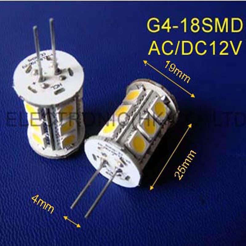 Light Bulbs High Quality Ac/dc12v Led G4 Bulbs,12v G4 Led Crystal Lights Led G4 Lamp Ac12v Gu4 Led Downlights Led G4 Free Shipping 50pcs/lot