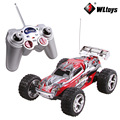 The Newest Children's Electric Car WL Toys 2019 RC Car Upgraded Edition 27MHz Remote Radio Control Toy 4CH Speeds Best Gift